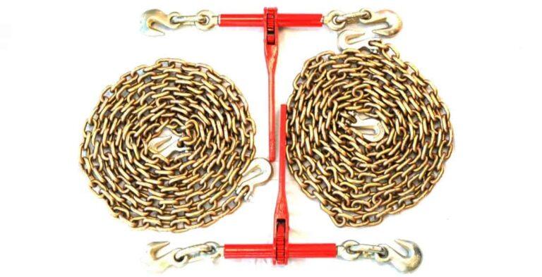 best ratchet chain load binder